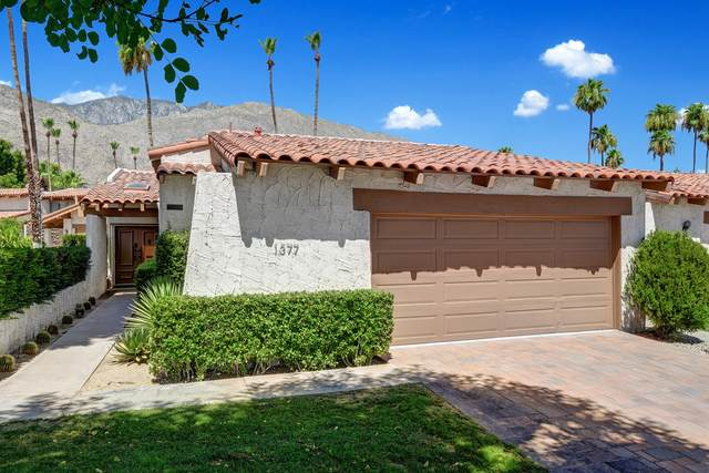 1377 Invierno Drive, Palm Springs, CA 92264 (MLS #219045917) :: The John Jay Group - Bennion Deville Homes