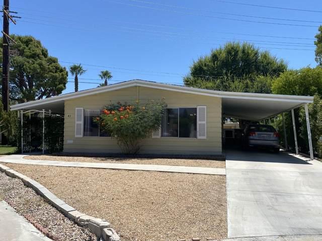 43 Calle Del Sol, Palm Springs, CA 92264 (MLS #219046000) :: Hacienda Agency Inc