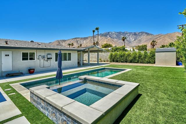 458 E Simms Road, Palm Springs, CA 92262 (MLS #219046033) :: The Sandi Phillips Team