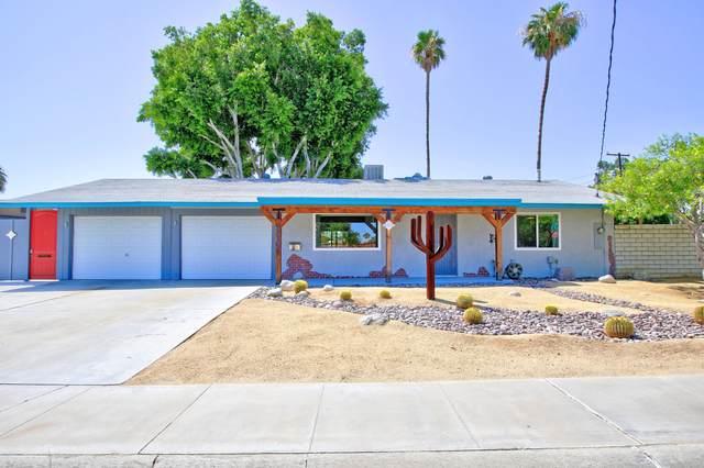 77045 Michigan Drive, Palm Desert, CA 92211 (MLS #219046038) :: The Sandi Phillips Team