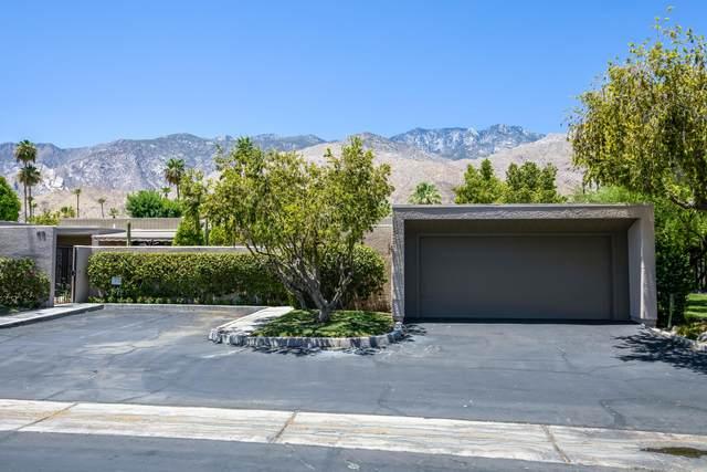 1813 S La Paloma, Palm Springs, CA 92264 (MLS #219046041) :: Zwemmer Realty Group