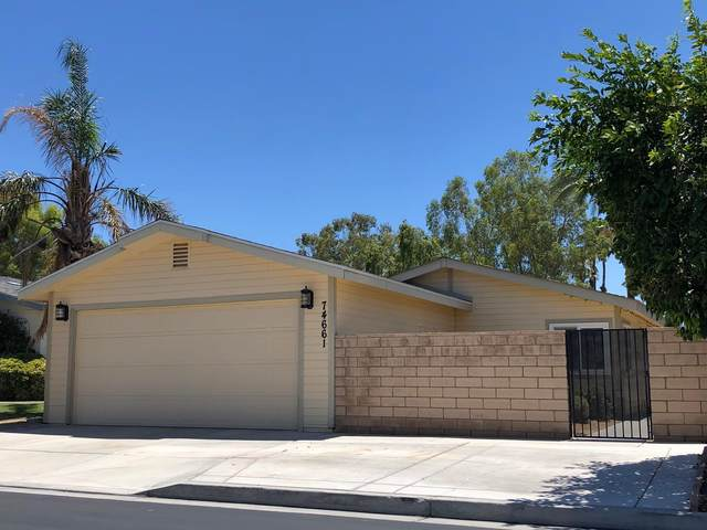 74661 Sweetwell Road, Thousand Palms, CA 92276 (MLS #219046048) :: The John Jay Group - Bennion Deville Homes