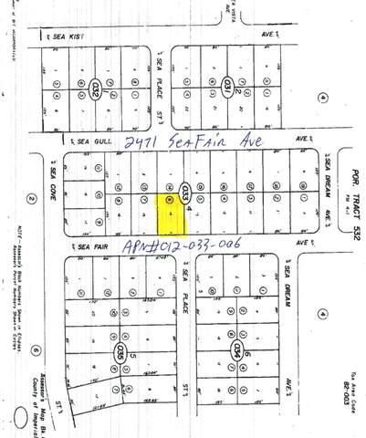 2471 Sea Fair Avenue, Salton City, CA 92275 (#219046052) :: The Pratt Group