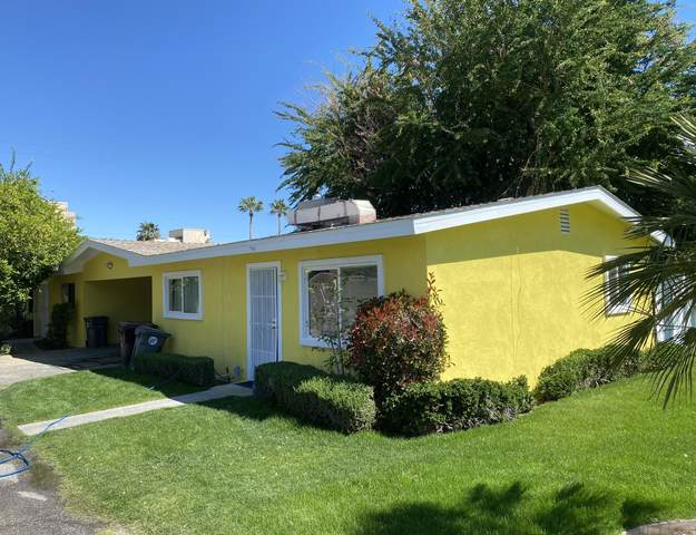 73030 San Nicholas Avenue, Palm Desert, CA 92260 (MLS #219046061) :: The Sandi Phillips Team