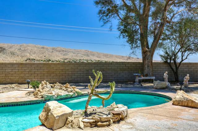 64966 Little Court, Desert Hot Springs, CA 92240 (MLS #219046092) :: Hacienda Agency Inc