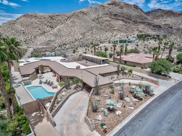 1650 Ridgemore Drive, Palm Springs, CA 92264 (MLS #219046105) :: The John Jay Group - Bennion Deville Homes