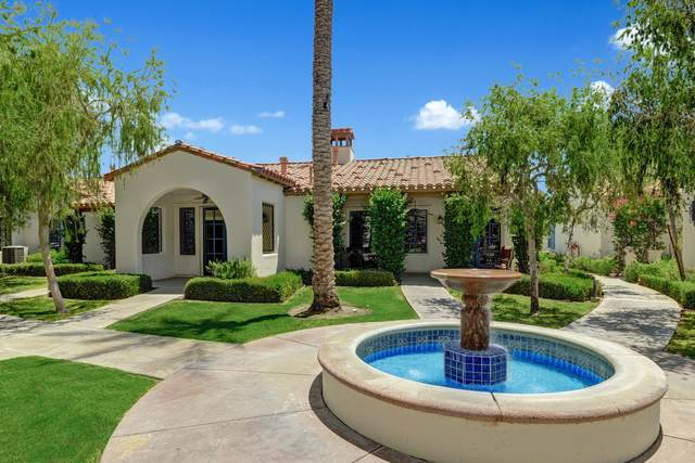 48800 Classic Drive, La Quinta, CA 92253 (MLS #219046184) :: The Sandi Phillips Team