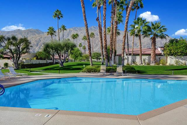 1279 E Amado Road, Palm Springs, CA 92262 (MLS #219046189) :: The John Jay Group - Bennion Deville Homes