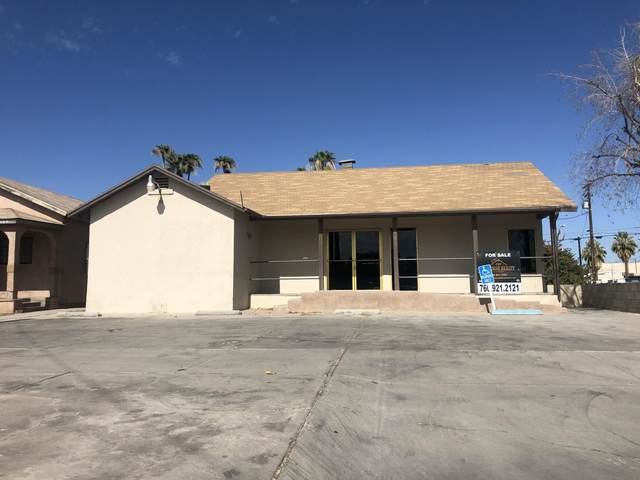 153 S Broadway, Blythe, CA 92225 (MLS #219046190) :: Mark Wise | Bennion Deville Homes