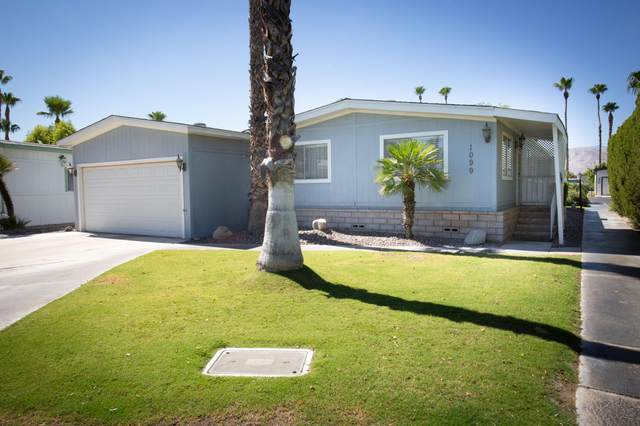 1099 Via Verde, Cathedral City, CA 92234 (MLS #219046313) :: The John Jay Group - Bennion Deville Homes