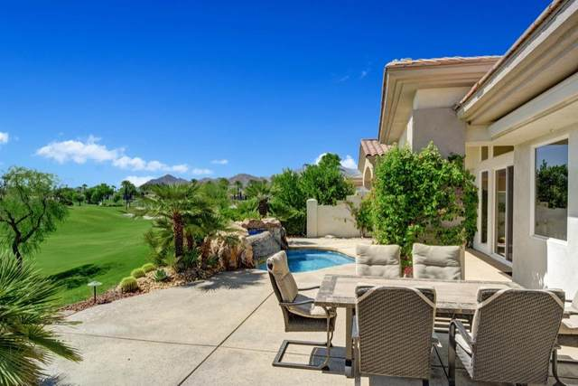 654 Mesa Grande Drive, Palm Desert, CA 92211 (MLS #219046343) :: The Sandi Phillips Team