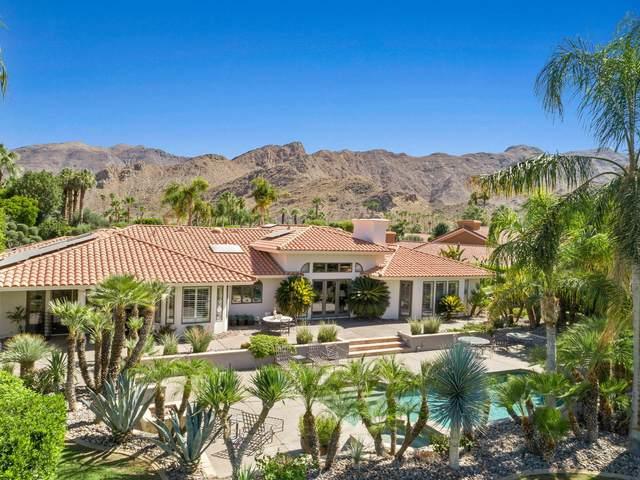 71170 N Thunderbird Terrace, Rancho Mirage, CA 92270 (MLS #219046347) :: The John Jay Group - Bennion Deville Homes