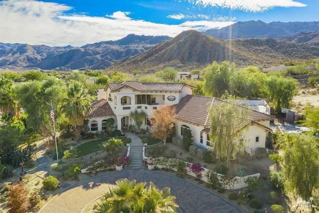 49775 Little Bighorn Circle, Palm Desert, CA 92260 (MLS #219046438) :: The John Jay Group - Bennion Deville Homes