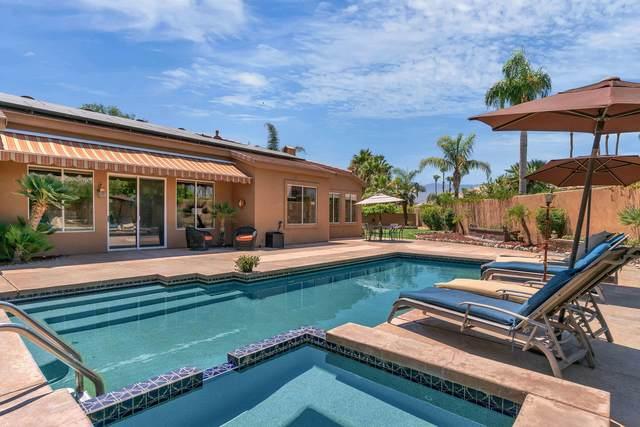 41775 Ward Drive, Palm Desert, CA 92211 (MLS #219046483) :: Zwemmer Realty Group