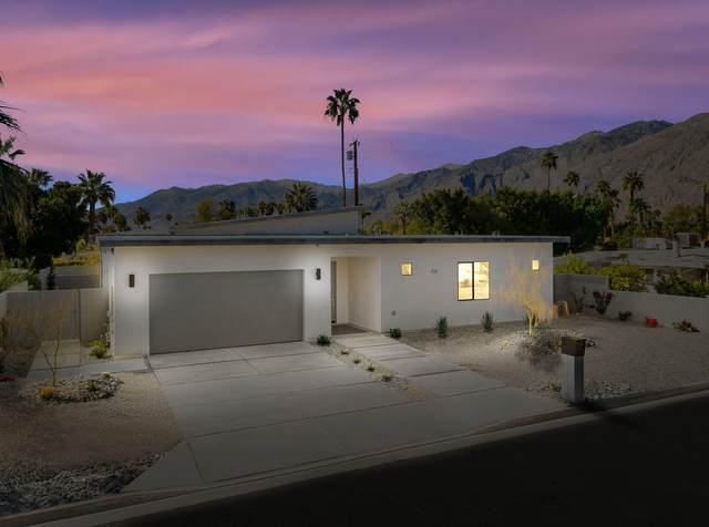 1507 E San Jacinto Way, Palm Springs, CA 92262 (MLS #219046511) :: Mark Wise | Bennion Deville Homes