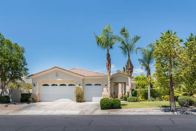 7 Champagne Circle, Rancho Mirage, CA 92270 (MLS #219046518) :: The John Jay Group - Bennion Deville Homes