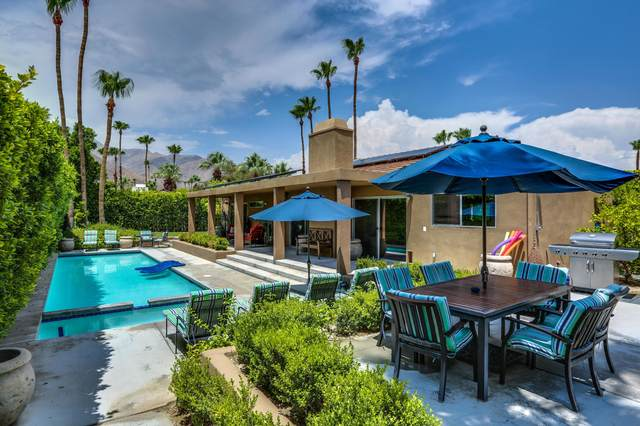 1041 E Christina Way, Palm Springs, CA 92262 (MLS #219046594) :: Hacienda Agency Inc
