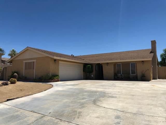 12880 Inaja Street, Desert Hot Springs, CA 92240 (MLS #219046686) :: Brad Schmett Real Estate Group