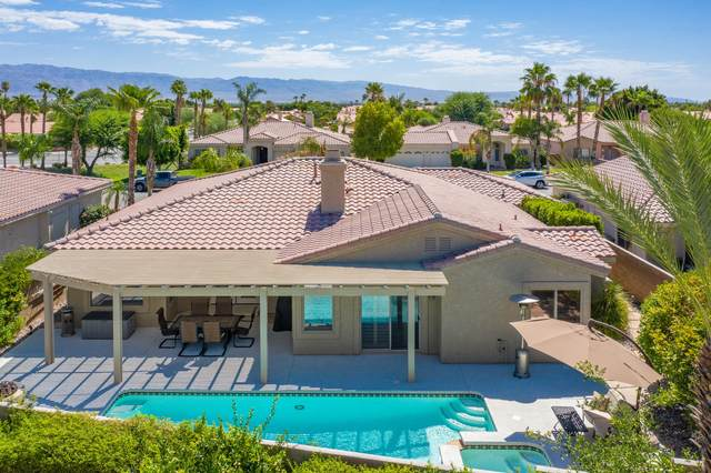 44785 Calle Santa Barbara, La Quinta, CA 92253 (MLS #219046707) :: The John Jay Group - Bennion Deville Homes