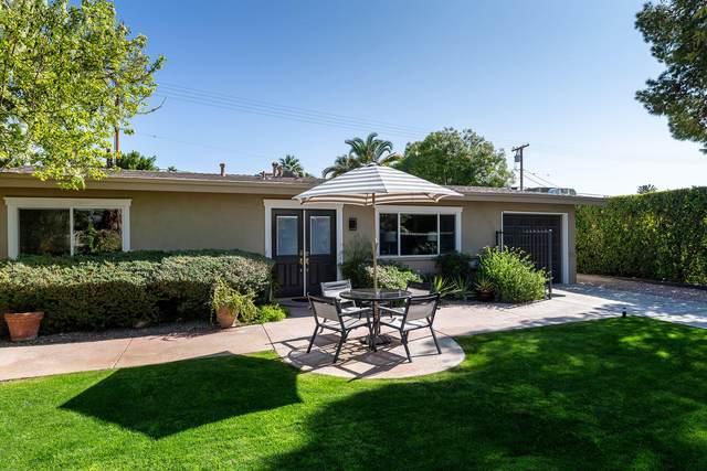 776 N Hermosa Drive, Palm Springs, CA 92262 (MLS #219046753) :: Hacienda Agency Inc