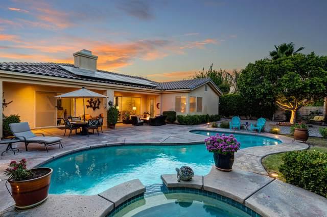 34 Killian Way, Rancho Mirage, CA 92270 (MLS #219046770) :: Desert Area Homes For Sale