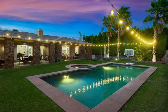 43 Provence Way, Rancho Mirage, CA 92270 (MLS #219046783) :: The John Jay Group - Bennion Deville Homes