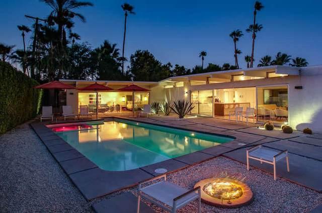207 N Debby Drive, Palm Springs, CA 92262 (MLS #219046791) :: KUD Properties