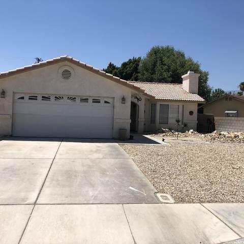 68255 Vega Road, Cathedral City, CA 92234 (MLS #219046896) :: Hacienda Agency Inc