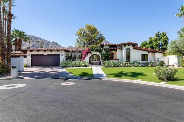 45447 Reina Court, Indian Wells, CA 92210 (MLS #219046911) :: Brad Schmett Real Estate Group