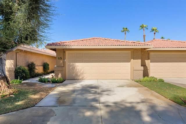65 Camino Arroyo, Palm Desert, CA 92260 (MLS #219046963) :: The Sandi Phillips Team