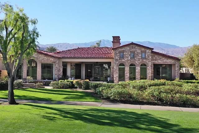 75764 Via Cortona, Indian Wells, CA 92210 (MLS #219046981) :: Brad Schmett Real Estate Group