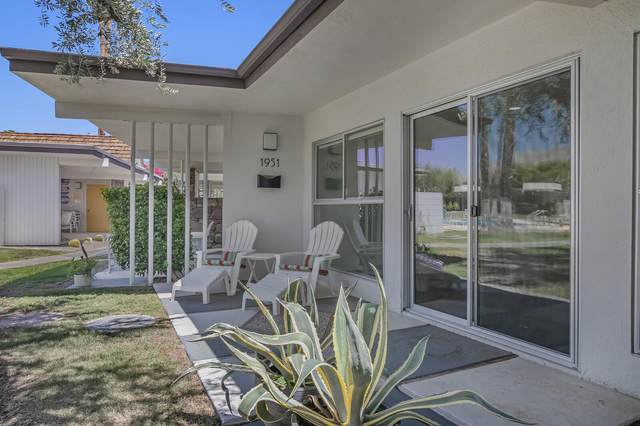 1951 E Tachevah Drive, Palm Springs, CA 92262 (MLS #219046999) :: Hacienda Agency Inc