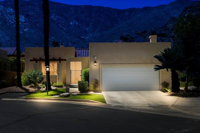 2863 Greco Court, Palm Springs, CA 92264 (MLS #219047024) :: The Jelmberg Team