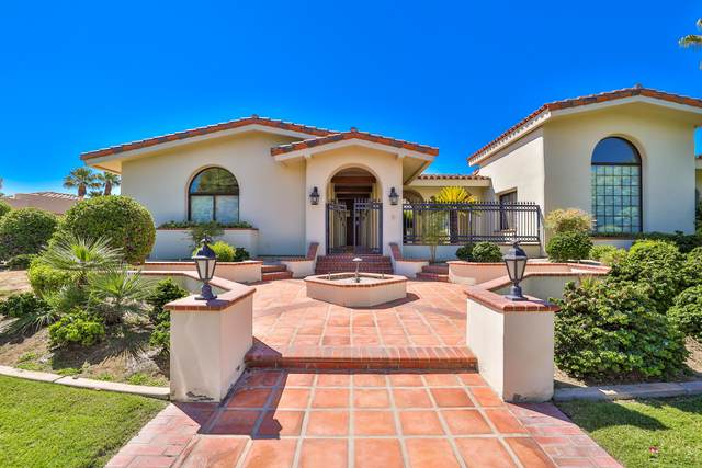 74265 Quail Lakes Drive, Indian Wells, CA 92210 (MLS #219047053) :: The Sandi Phillips Team
