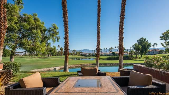 108 Barcelona Lane, Palm Desert, CA 92211 (MLS #219047085) :: The Sandi Phillips Team