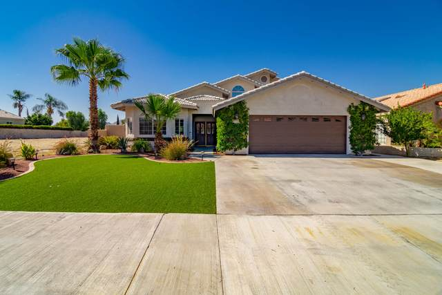 75625 Dempsey Drive, Palm Desert, CA 92211 (MLS #219047103) :: The Sandi Phillips Team