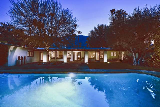 1451 E San Lorenzo Road, Palm Springs, CA 92264 (MLS #219047105) :: Brad Schmett Real Estate Group
