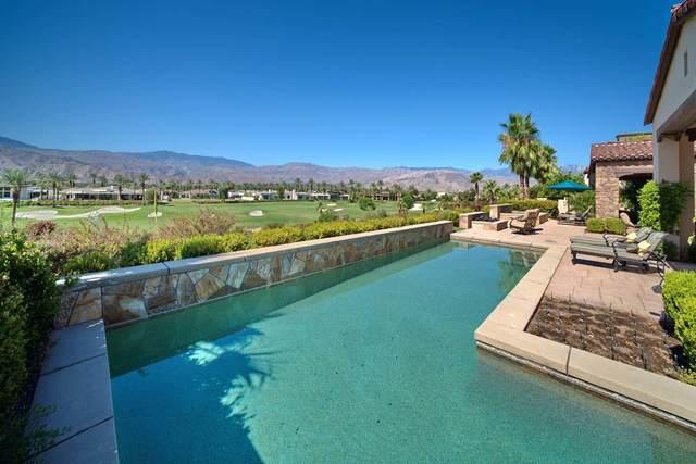 75567 Via Pisa, Indian Wells, CA 92210 (MLS #219047110) :: The John Jay Group - Bennion Deville Homes