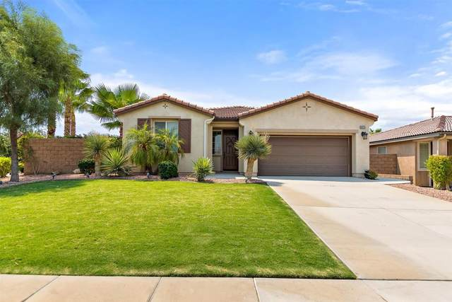 84235 Tramonto Way, Indio, CA 92203 (MLS #219047139) :: Brad Schmett Real Estate Group