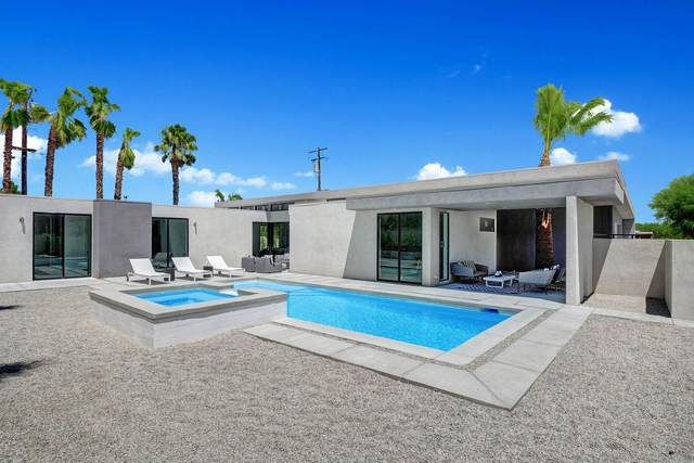 490 W Yorba Road, Palm Springs, CA 92262 (MLS #219047144) :: Mark Wise | Bennion Deville Homes