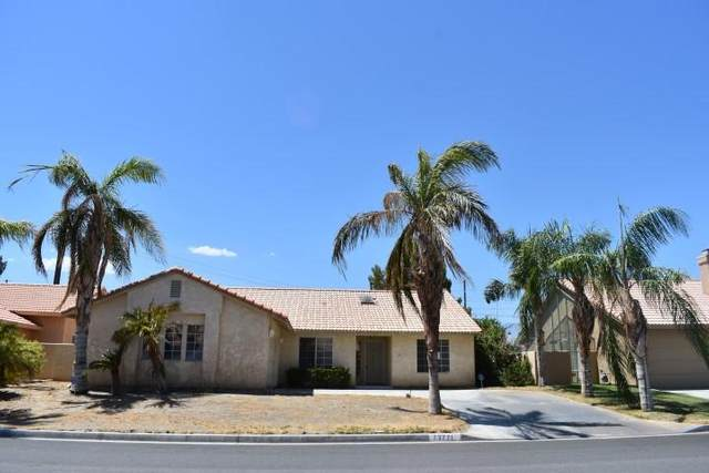 73771 White Sands Drive, Thousand Palms, CA 92276 (MLS #219047159) :: Hacienda Agency Inc