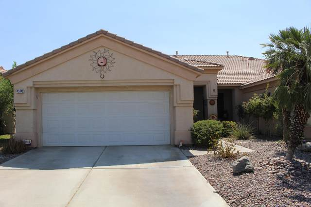 43742 Royal Saint George Drive, Indio, CA 92201 (MLS #219047195) :: Mark Wise | Bennion Deville Homes
