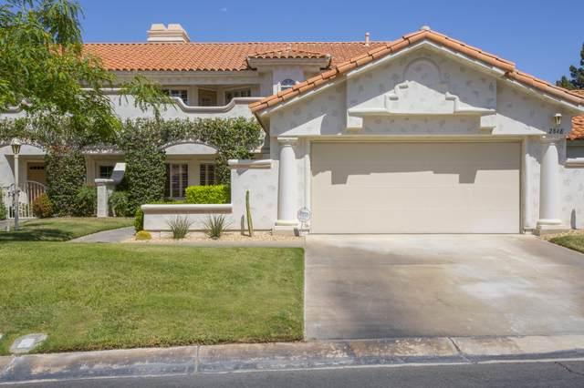 284 Vista Royale Circle E Circle, Palm Desert, CA 92211 (MLS #219047196) :: Mark Wise | Bennion Deville Homes