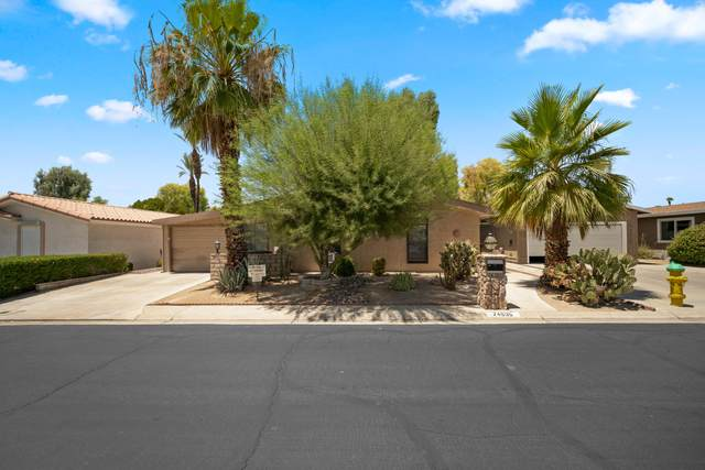 74535 Azurite Circle, Palm Desert, CA 92260 (MLS #219047209) :: The John Jay Group - Bennion Deville Homes