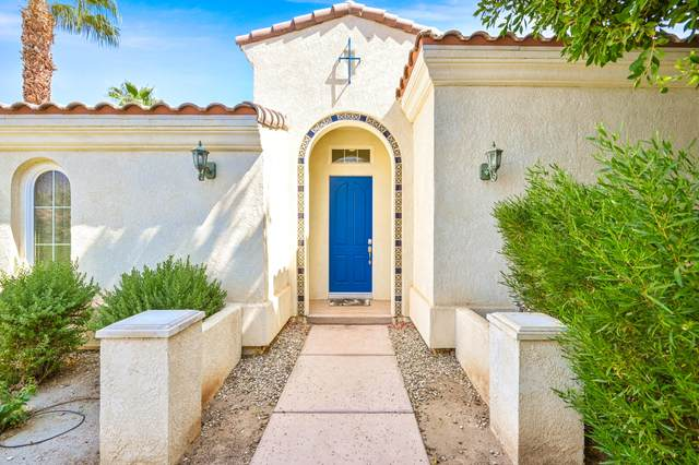80878 Via Puerta Azul, La Quinta, CA 92253 (MLS #219047219) :: Mark Wise | Bennion Deville Homes