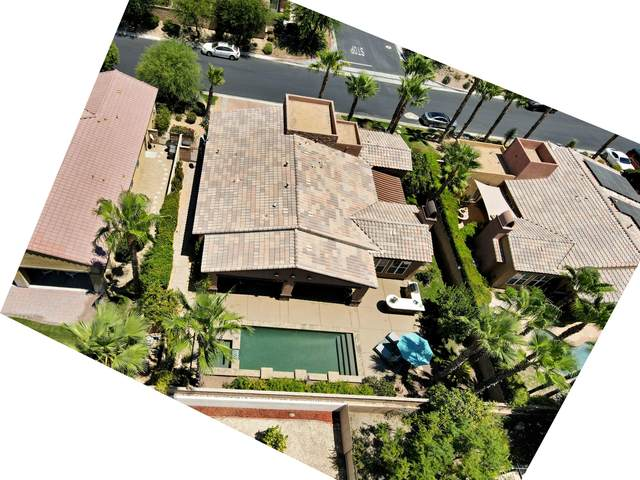 105 Via Santo Tomas, Rancho Mirage, CA 92270 (MLS #219047244) :: Mark Wise | Bennion Deville Homes