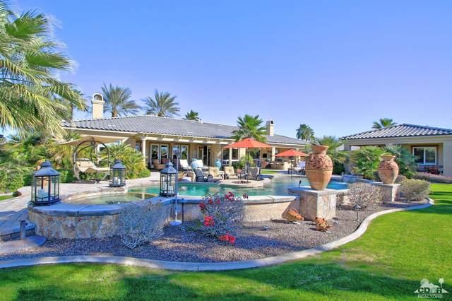81919 Thoroughbred Trail, La Quinta, CA 92253 (MLS #219047291) :: Brad Schmett Real Estate Group