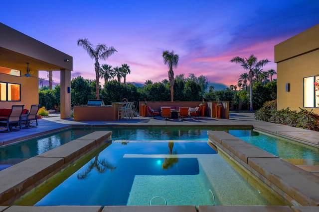 72116 Clancy Lane, Rancho Mirage, CA 92270 (MLS #219047292) :: The John Jay Group - Bennion Deville Homes