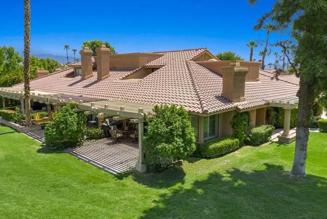 41135 Woodhaven Drive, Palm Desert, CA 92211 (MLS #219047306) :: The Sandi Phillips Team