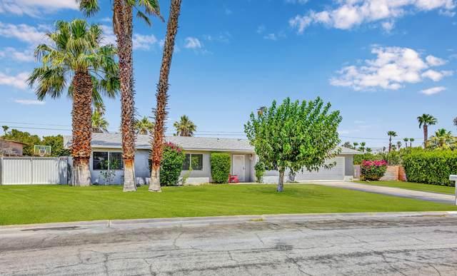 2384 E Rochelle Road, Palm Springs, CA 92262 (MLS #219047313) :: The John Jay Group - Bennion Deville Homes
